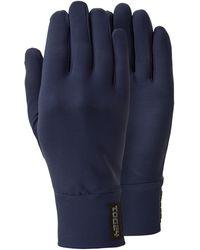 Tog 24 Navy Thinny Tcz Stretch Gloves - Blue