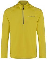 Regatta - Yellow Fuseline Core Stretch Ski Mid Layer - Lyst