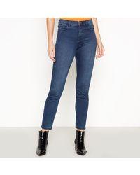 J By Jasper Conran Dark Wash 'lift And Shape' Slim Fit Jeans - Blue