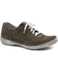 Josef Seibel - Taupe 'antje 09' Womens Casual Trainers - Lyst