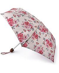 Cath Kidston Pink Brampton Bunch 'tiny 2' Wind Resistant Umbrella