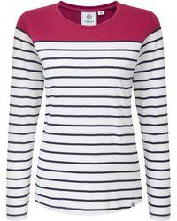 Tog 24 - Cerise Hailey Long Sleeve T-shirt - Lyst