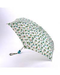 Cath Kidston Multicoloured Bathing Frogs 'tiny 2' Wind Resistant Umbrella