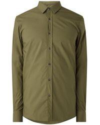 BOSS Elisha Extra Slim Fit Overhemd - Meerkleurig