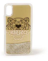 KENZO Tiger Telefoonhoes Voor Iphone X/xs - Metallic