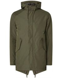 SELECTED - Shoreditch Parka Met Uitneembare Thinsulate-voering - Lyst