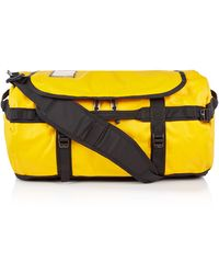The North Face Base Camp Duffel S Reistas - Geel