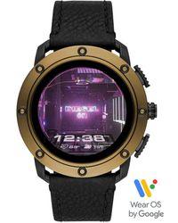 DIESEL Axial Display Smartwatch Gen 5 Dzt2016 - Zwart