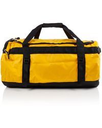 The North Face Base Camp Duffel L Reistas - Geel