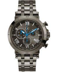 Gc Watches Insider Horloge Y44005g5mf - Meerkleurig