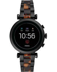 Fossil Sloan Gen 4 Display Smartwatch Ftw6042 - Zwart
