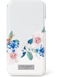 Ted Baker Marinaa Telefoonhoes Voor Iphone 11 Pro - Blauw