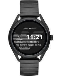 Emporio Armani Display Smartwatch Gen 5 Art5020 - Zwart
