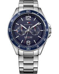 Tommy Hilfiger Horloge Th1791366 - Metallic