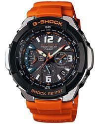 G-Shock Horloge Gw-3000m-4aer - Oranje