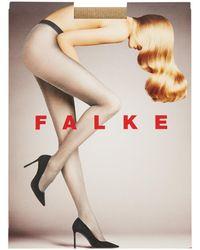 Falke Highshine Panty In 20 Denier - Metallic