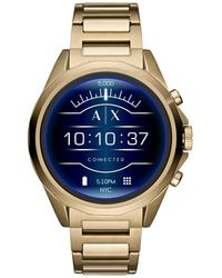Armani Exchange Drexler Smartwatch Axt2001 - Metallic