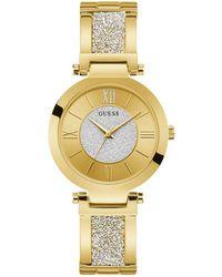 Guess Aurora Horloge W1288l2 - Metallic