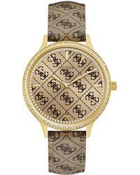 Guess Nouveau Horloge W1229l2 - Metallic