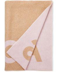 Acne Studios Toronty Sjaal In Wolblend 220 X 50 Cm - Meerkleurig
