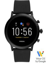 Fossil Carlyle Display Smartwatch Gen 5 Ftw4025 - Zwart