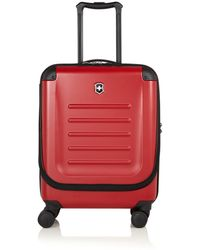 Victorinox Spectra Dual-acces Global Carry-on Spinner 55 Cm - Rood