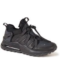 Nike Air Max 270 Sneaker Met Mesh Details - Zwart