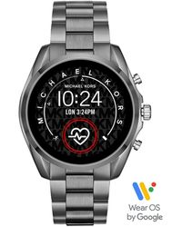 Michael Kors Bradshaw Display Smartwatch Gen 5 Mkt5087 - Meerkleurig