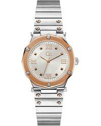 Gc Watches Spirit Lady Horloge Y60002l1mf - Metallic