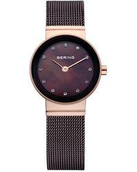Bering Horloge 10122-265 - Meerkleurig