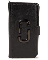 Marc Jacobs The Chain Strap Telefoonhoes Voor Iphone 11 Pro - Zwart