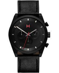 MVMT Horloge 28000045-d - Zwart