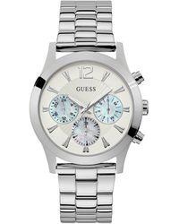 Guess Skylar Horloge W1295l1 - Metallic
