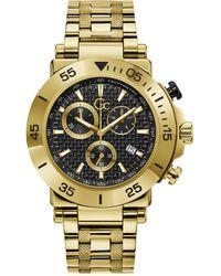 Gc Watches One Horloge Y70004g2mf - Metallic