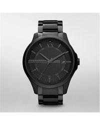 Armani Exchange Horloge Ax2104 - Zwart