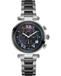 Gc Watches Gc Sport Chic Horloge Y05005m2mf - Metallic