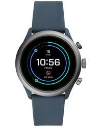 Fossil Sport Display Smartwatch Gen 4s Ftw4021 - Blauw