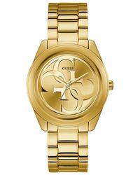 Guess G Twist Horloge W1082l2 - Metallic