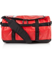 The North Face Base Camp Duffel S Reistas - Rood