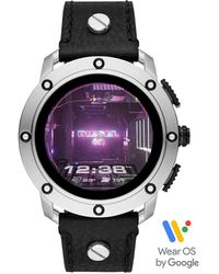 DIESEL Axial Display Smartwatch Gen 5 Dzt2014 - Zwart