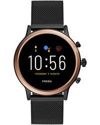 Fossil Julianna Gen 5 Display Smartwatch Ftw6036 - Zwart