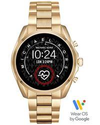 Michael Kors Bradshaw Display Smartwatch Gen 5 Mkt5085 - Meerkleurig