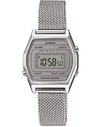 G-Shock Vintage Mini Horloge La690wem-7ef - Metallic