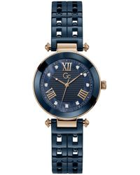 Gc Watches Prime Chic Horloge Y66005l7mf - Meerkleurig