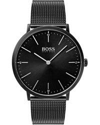 BOSS Horloge Horizon Hb1513542 - Meerkleurig