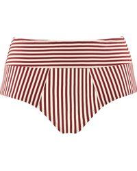 Marlies Dekkers   Holi Vintage High Waist Bikinislip - Rood