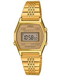 G-Shock Vintage Mini Horloge La690wega-9ef - Metallic