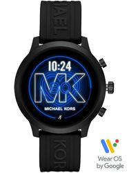 Michael Kors Mk Go Display Smartwatch Gen 4s Mkt5072 - Zwart
