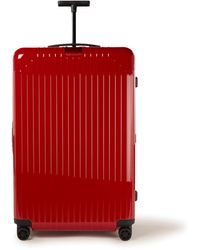RIMOWA Essential Lite Check - In Spinner 78 Cm - Rood