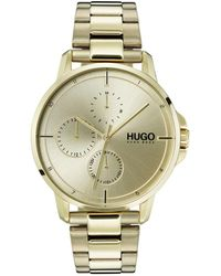 BOSS Horloge Hu1530026 - Metallic